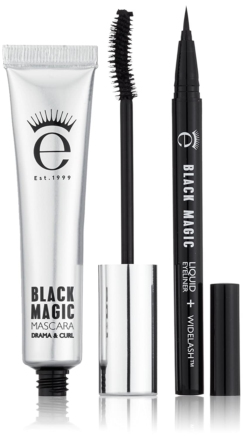 231f9c5d18f Eyeko Black Magic Mascara and Liquid Eyeliner Duo: Amazon.co.uk: Luxury  Beauty