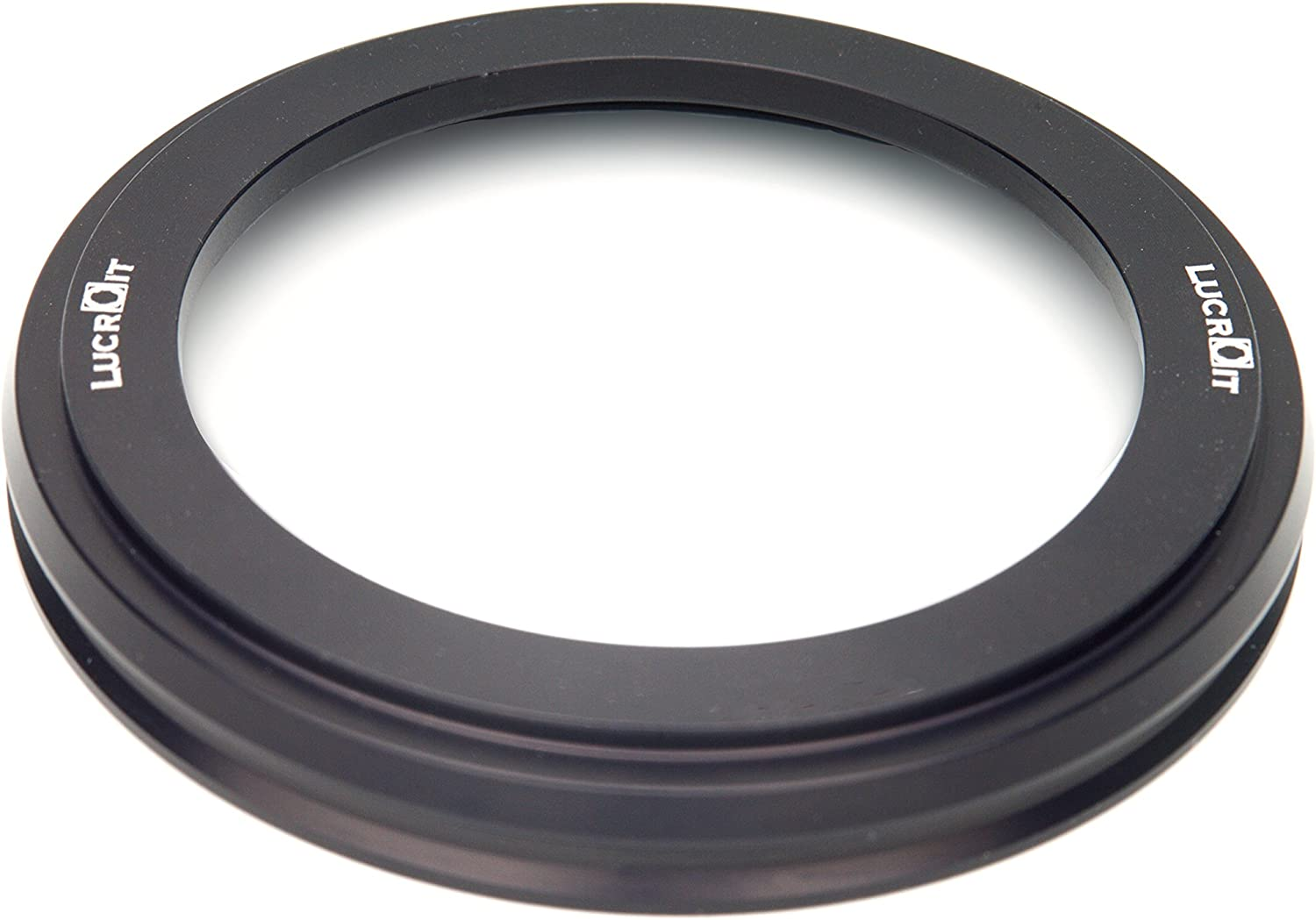 Samyang 8 mm f//3.5 IF MC Aspherical Fish-eye Adaptor for LucrOit 165mm Pro Holder
