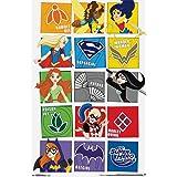 "Trends International DC Super Hero Girls Wall Poster 22.375"" x 34"""