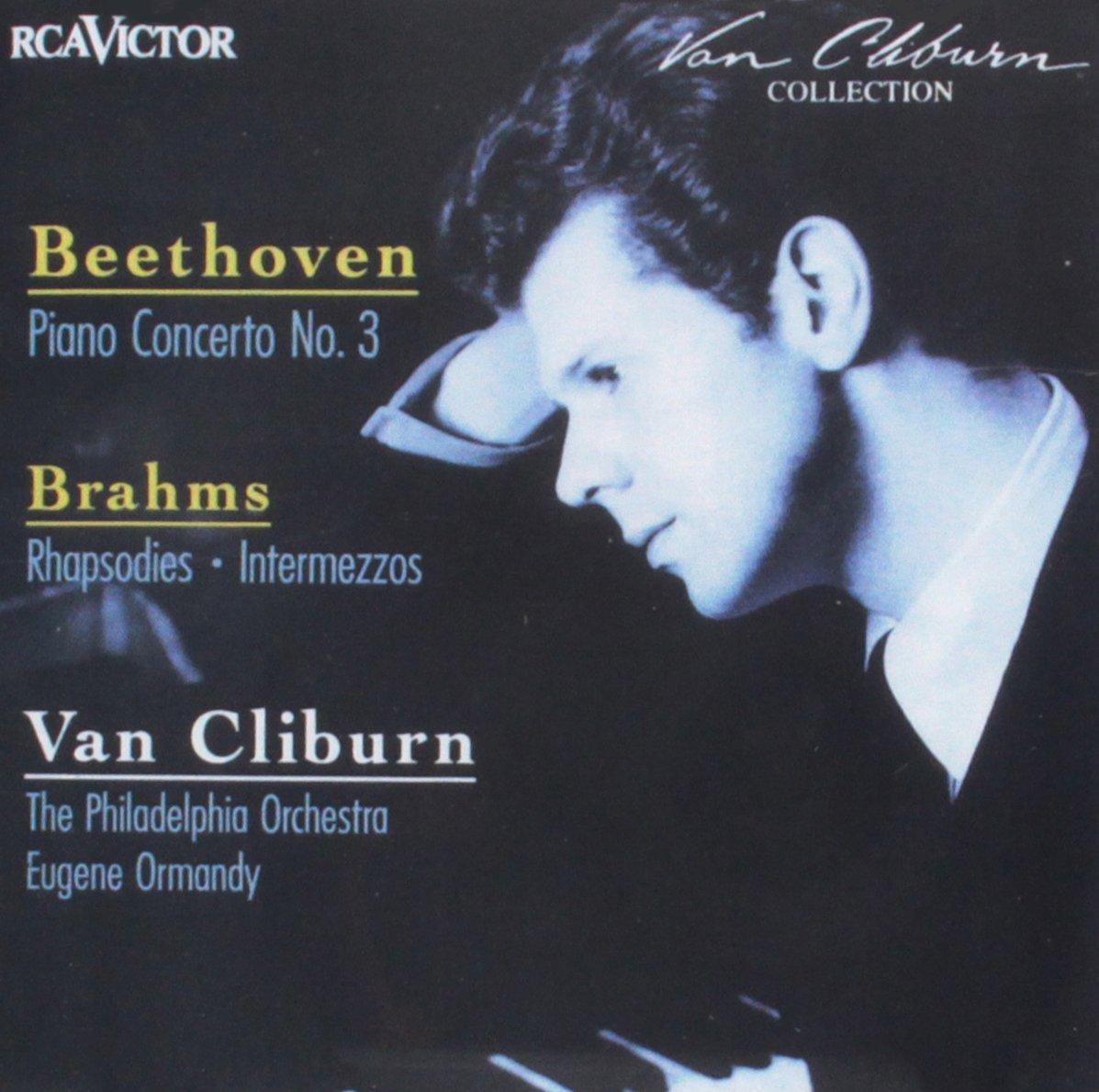 Beethoven: Piano Concerto, No. 3 / Brahms: Rhapsodies & Intermezzos by RCA Legacy