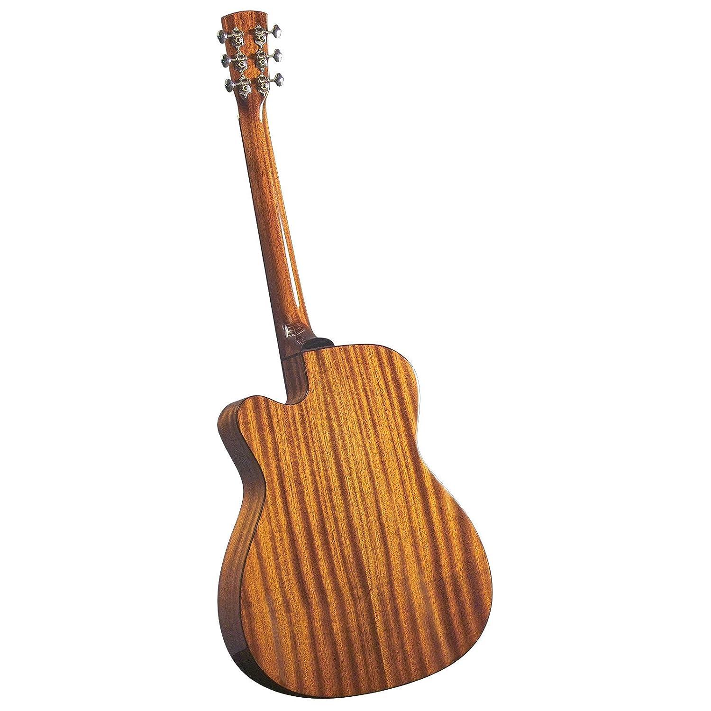 Amazon.com: Blueridge BR-143CE Historic Series Cutaway Acoustic-Electric  000 Guitar: Musical Instruments