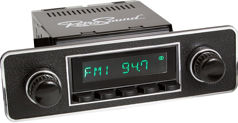 Retro Manufacturing HB-502-36-76 Car Radio