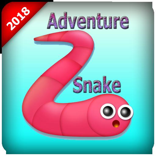 Angry snake - slither crash