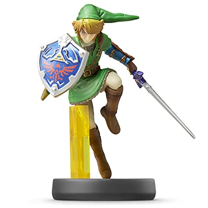 Buy Amiibo Link (Super Smash Bros  Series) Online at Low