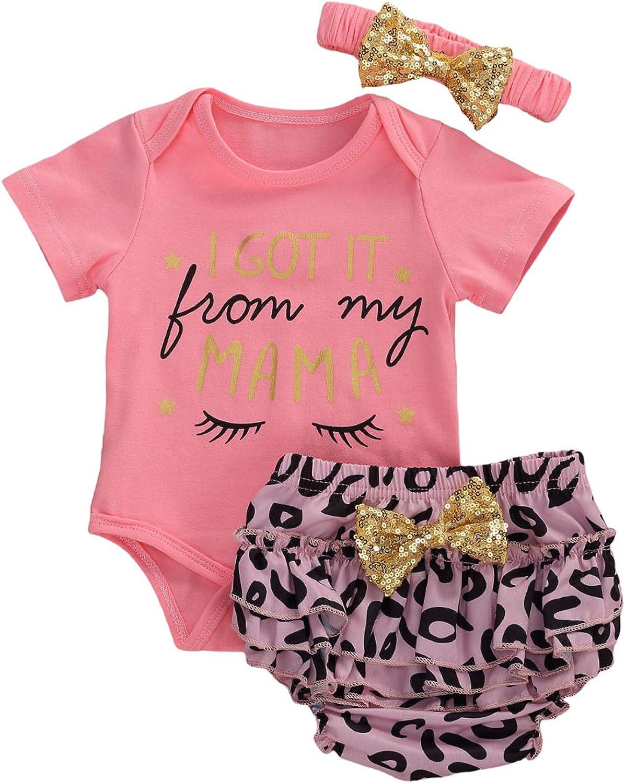 Carolilly Conjunto de ropa para niñas, ropa de bebé, conjuntos de verano para niñas.