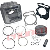 Wiseco CK140 89.0mm 12.5:1 Compression 440cc Overbore Re-Sleeving Kit