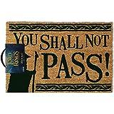 Up Close Paillasson Seigneur des Anneaux - You Shall Not Pass!
