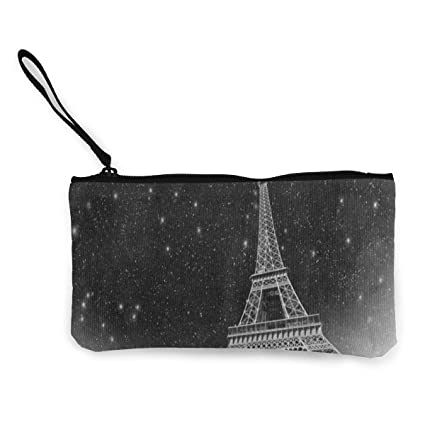 Monedero Wonderful Night Paris Torre Eiffel para mujer con ...