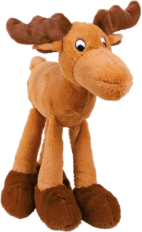 Trixie Juguete de Perro de Peluche Alce, 30 cm: Amazon.es: Productos para mascotas