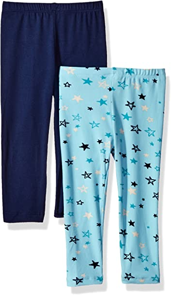 One Step Up Girls 2 Pack Super Soft Legging