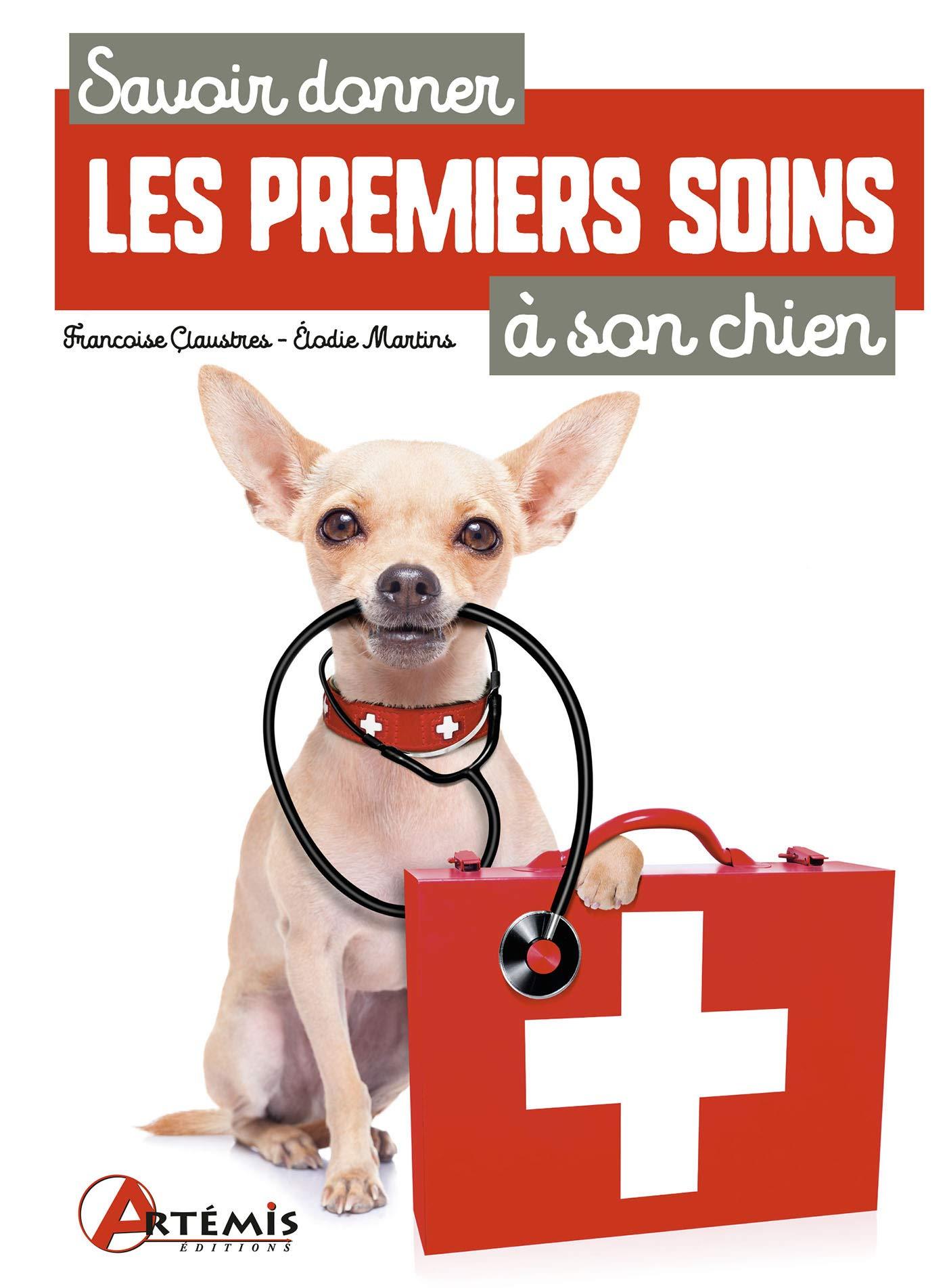 Savoir Donner Les Premiers Soins A Son Chien French Edition Martins Elodie Claustres Francoise 9782816014259 Amazon Com Books
