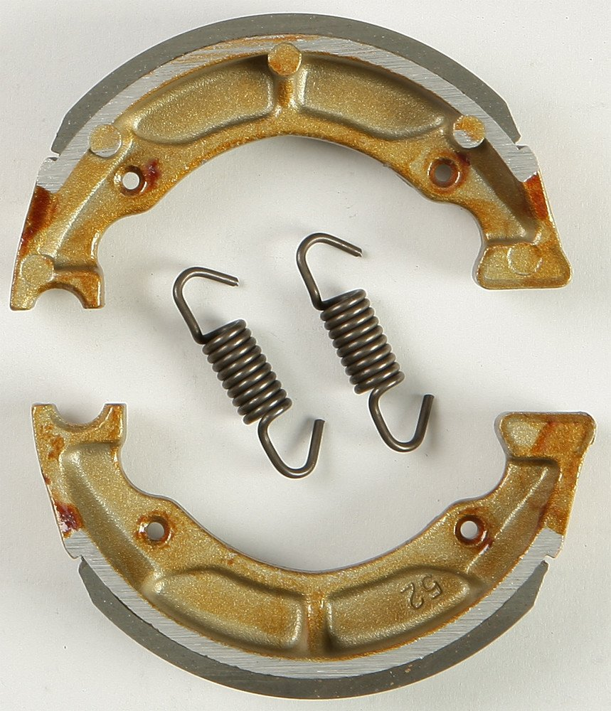 EBC 613 BRAKE SHOES FOR 1986 SUZUKI LT50 QuadRunner 613 -EBC