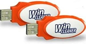 Telebrands Win Cleaner by BulbHead - The Best Computer Repair Software, PC Cleaner in a Single USB Drive