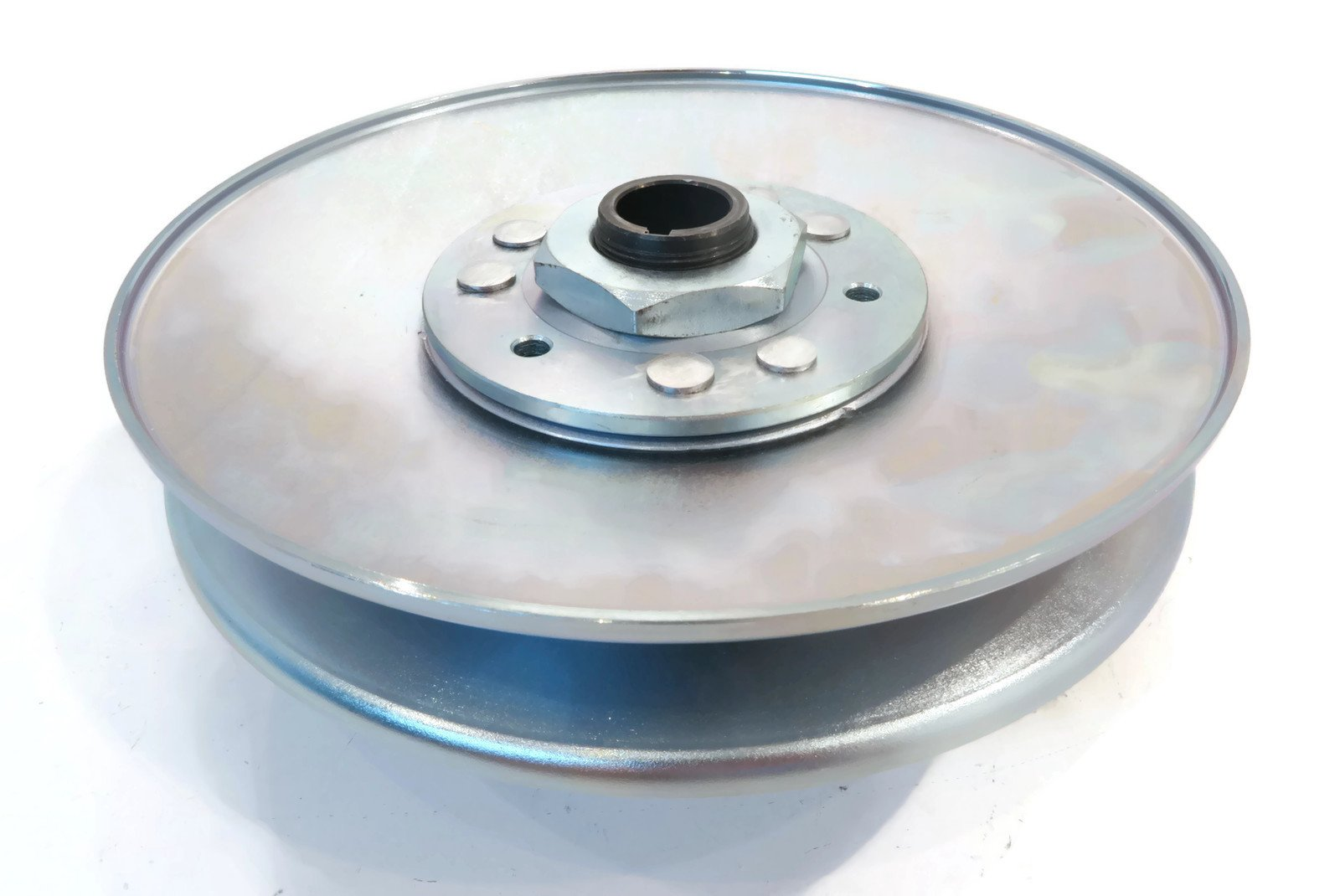 The ROP Shop New Gas Driven Clutch fits Club Car 1984-1996 DS Carryall Turf 1, 2, 6 Salsbury by The ROP Shop (Image #6)