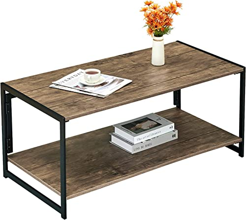 Coavas Modern Coffee Table