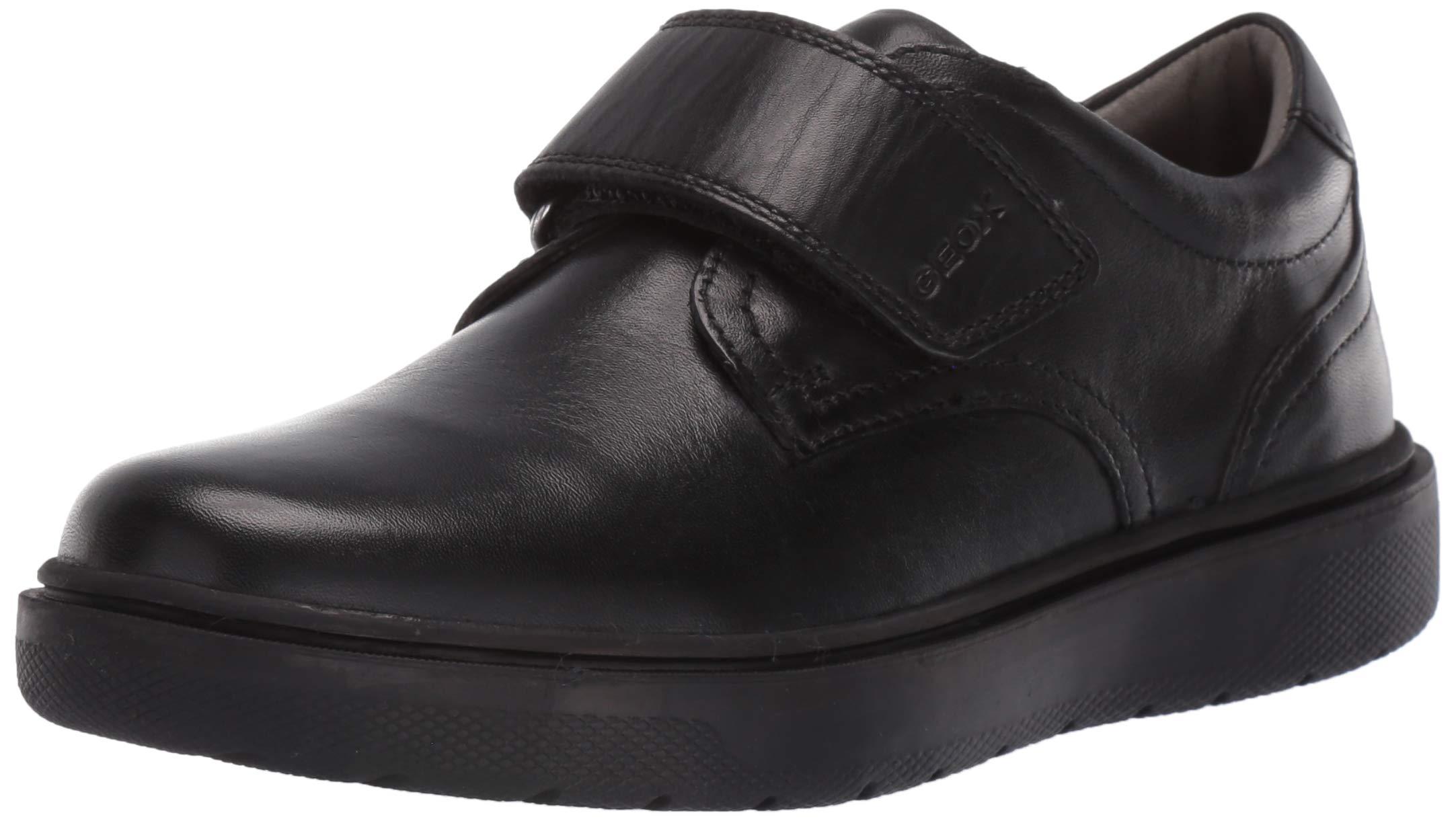 Geox RIDDOCK BOY 4 Velcro Dress Sneaker