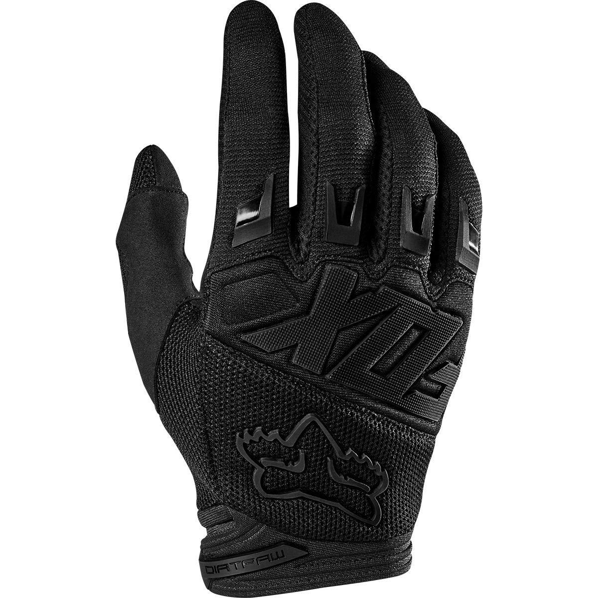 Fox Racing Dirtpaw Glove - Men's Black/Black, M