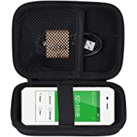 Esimen Hard Case for GlocalMe G3 4G LTE Mobile Hotspot Carry Bag Protective Box (Black)