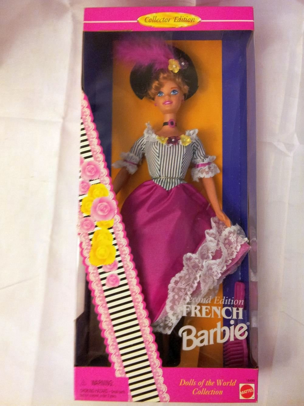 French Barbie Doll Of The World Collection 1996 Buy Online In Barbados Barbie Products In Barbados See Prices Reviews And Free Delivery Over Bds 150 Desertcart
