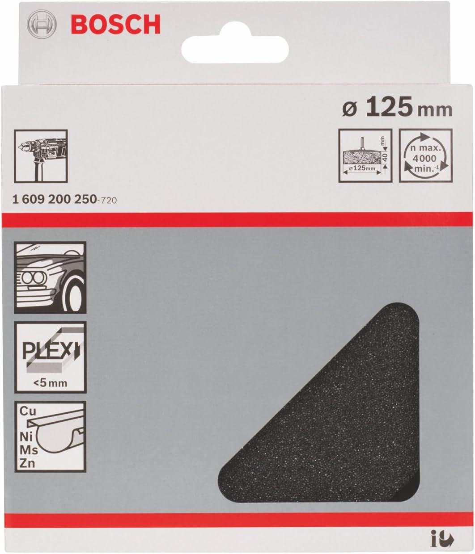 Bosch Professional 1609200250 Polishing Sponge Blue