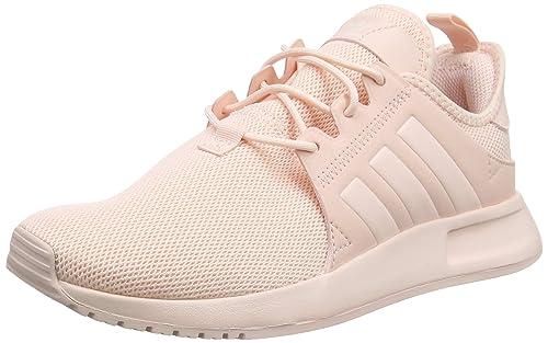 adidas X_PLR J, Zapatillas de Deporte Unisex niños, Rosa Roshel, 38 EU: Amazon.es: Zapatos y complementos
