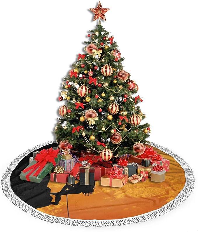 UKFaaa - Falda para árbol de Navidad, diseño de Roca Escalada ...