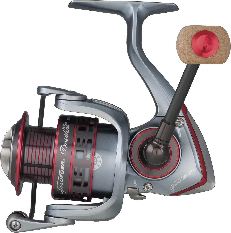 Pflueger President XT Size 30 Spinning Reel 9+1 BB PRESXTSP30X NEW