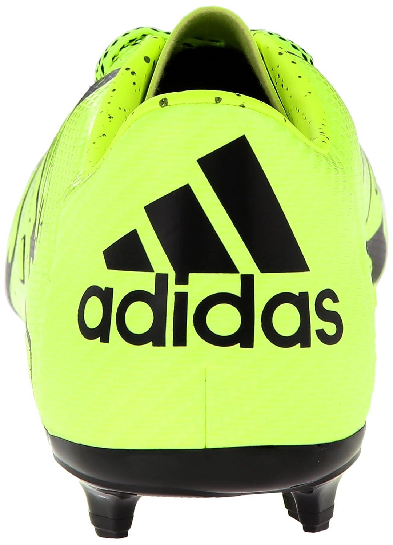 super popular 45431 829e6 adidas Performance X 15.3 Firm Artificielle Terrain de Soccer à Crampons,  Noir Choc Mint blan  Amazon.fr  Chaussures et Sacs