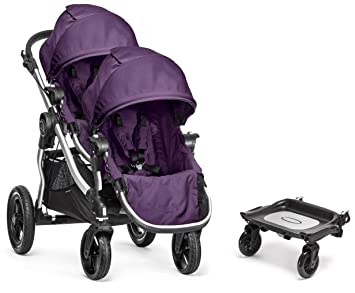 Amazon Com Baby Jogger City Select Double Stroller With Wheeled