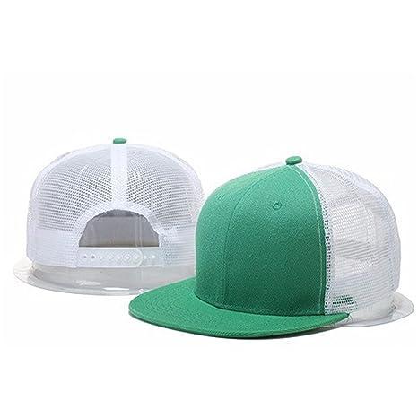 3450184e0b0 Amazon.com  Miki Da NEW Top Sell Blank mesh camo Snapback Hats Women ...