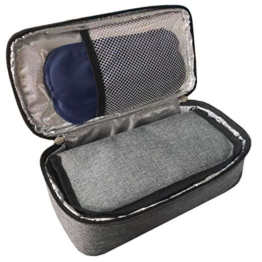Amazon.com: Portátil y reutilizable para la insulina Cooler ...