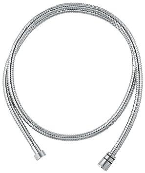 Symbol Der Marke Grohe Duschsysteme Edelstahloptik Silverflexbrause Verchromt Silber Duschschlauc Neueste Technik Dusche Duschschläuche
