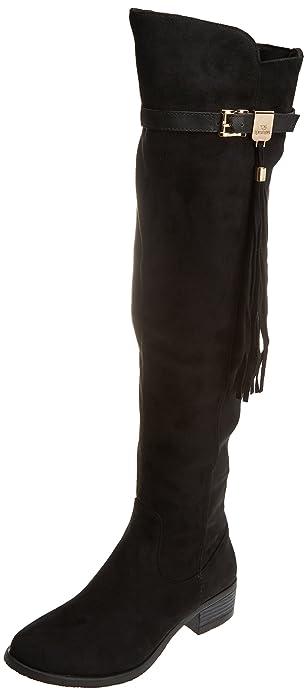 Xti 030446, Bottines Femme, Noir (Black noir), 36 EU