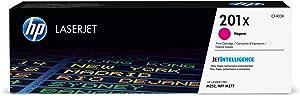 HP 201X | CF403X | Toner Cartridge | Magenta | High Yield