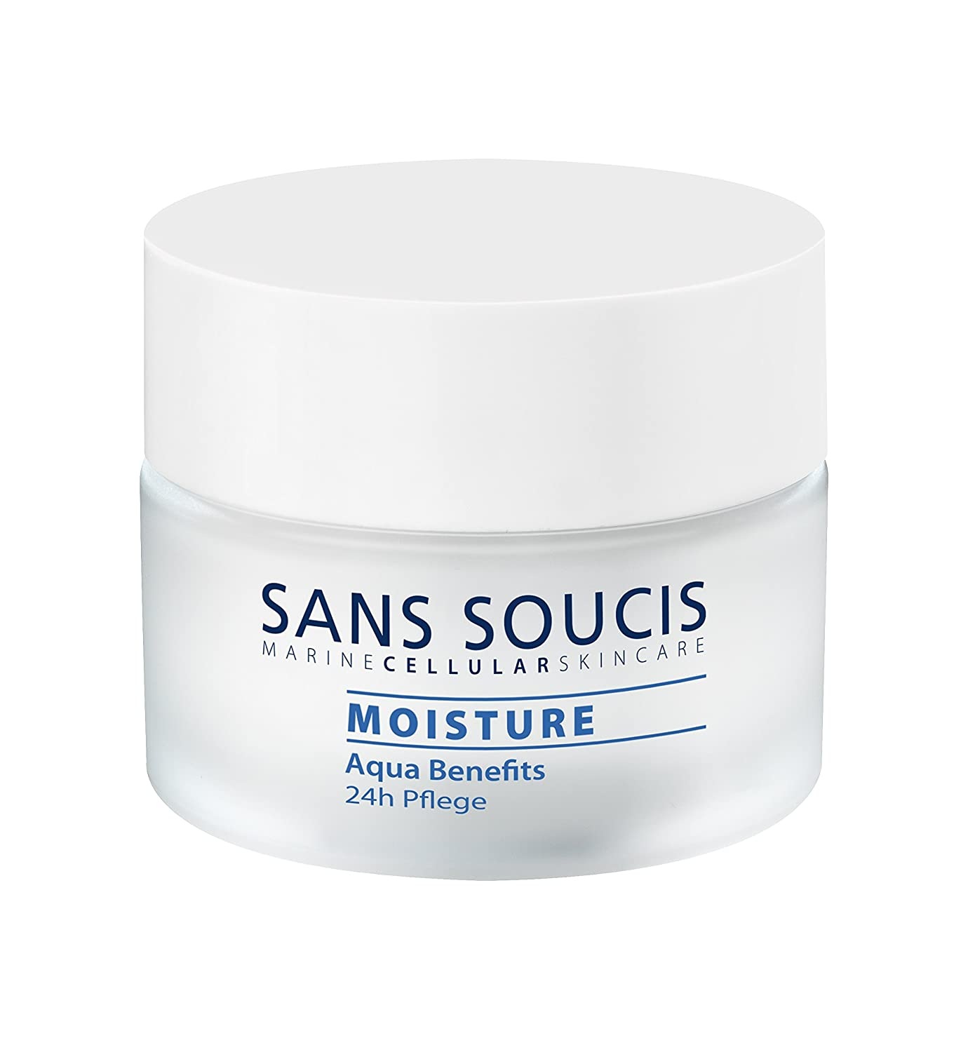 Sans Soucis - Thermal Moist Aqua Benefits - Gel crème Extra hydratation 24 h - 50 ml 23319