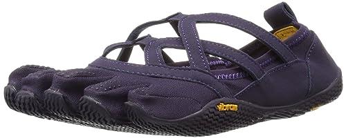 Vibram Fivefingers Vi-S, Zapatillas Mujer, Morado (Nightshade/Violet), 42 EU