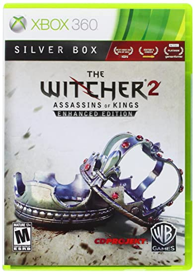 Amazon Com The Witcher 2 Assassins Of Kings Enhanced Edition Xbox 360 Whv Games Video Games