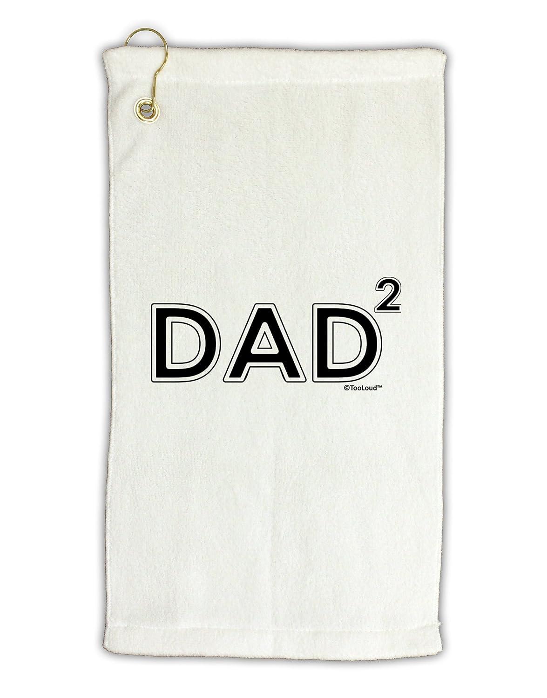 TooLoud Dad Squared – Dadの2つのMicro Terry Grometゴルフタオル11