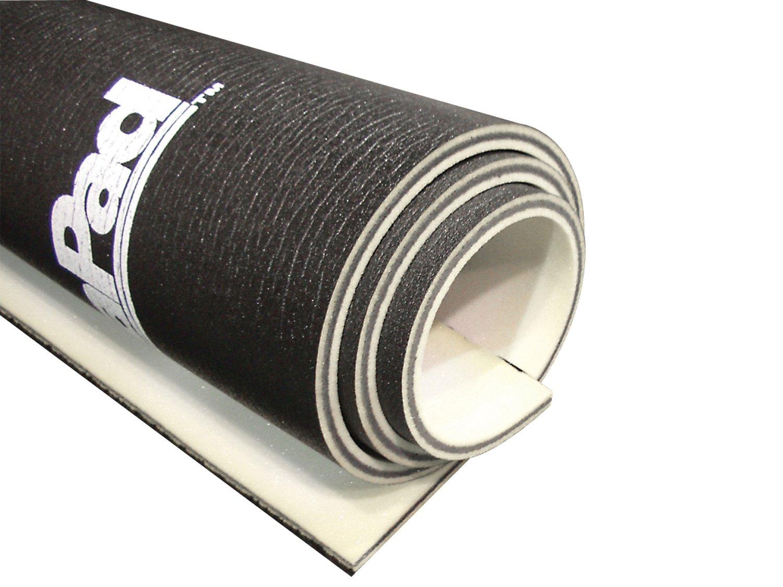 Dynamat 21100 DynaPad 32'' x 54'' x 0.452'' Thick Non-Adhesive Sound Deadener by Dynamat