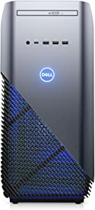 2019 Dell Inspiron 5680 Gaming Desktop Computer, 8th Gen Intel Hexa-Core i7-8700 up to 4.6GHz, 8GB DDR4 RAM, 1TB 7200rpm HDD + 16GB Optane, DVDRW, GeForce GTX 1060 3GB, 802.11AC WiFi, Windows 10 Home