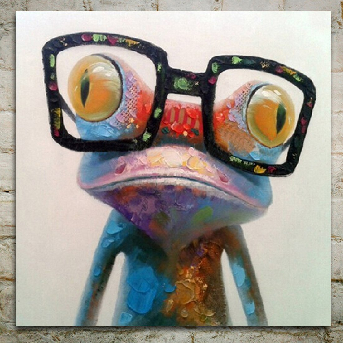 Frog Painting | www.pixshark.com - Images Galleries With A ...