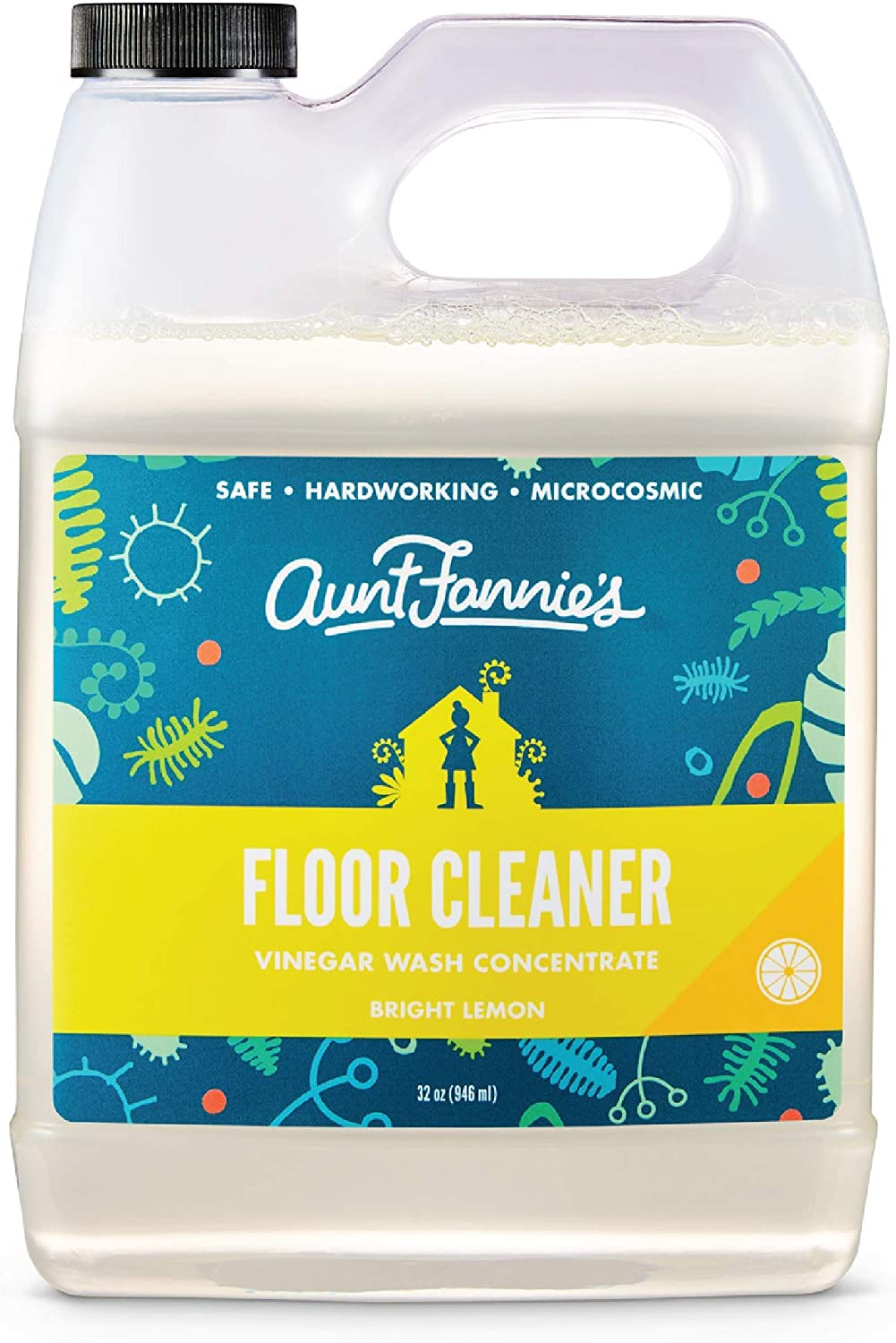 Aunt Fannie's best cleaner for laminate floors