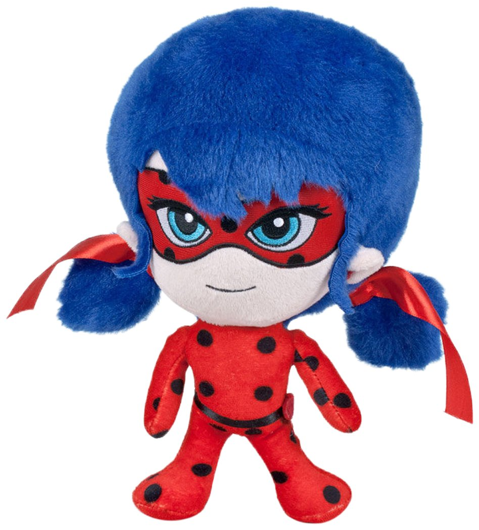 Lady Bug - Peluche, 27 cm (Famosa 760015421): Amazon.es: Juguetes y juegos