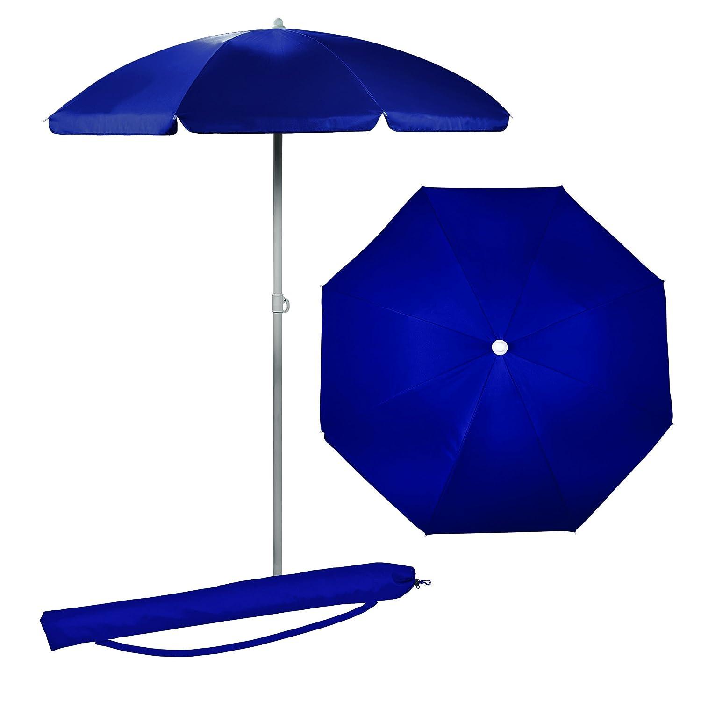 ONIVA – a Picnic Time Brand Outdoor Canopy Sunshade Umbrella 5.5