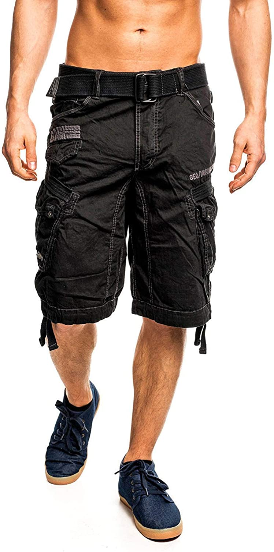 Geographical Norway People - Pantalón corto para hombre