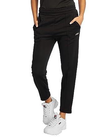 classcic acquista il più recente buon servizio Fila Pantalone Tuta Donna Nero: Amazon.fr: Vêtements et ...