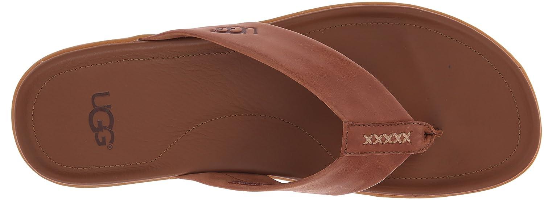 6f2335eea2c UGG Men s Delray Flip Flop  Amazon.co.uk  Shoes   Bags