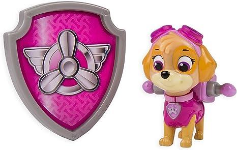 PAW PATROL – Action Pack – Skye – Pack de Acción La Patrulla Canina: Amazon.es: Juguetes y juegos