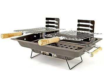 Tisch Holzkohlegrill Für Innen : Nick and ben barbecue bbq tisch grill holz kohle cm cm