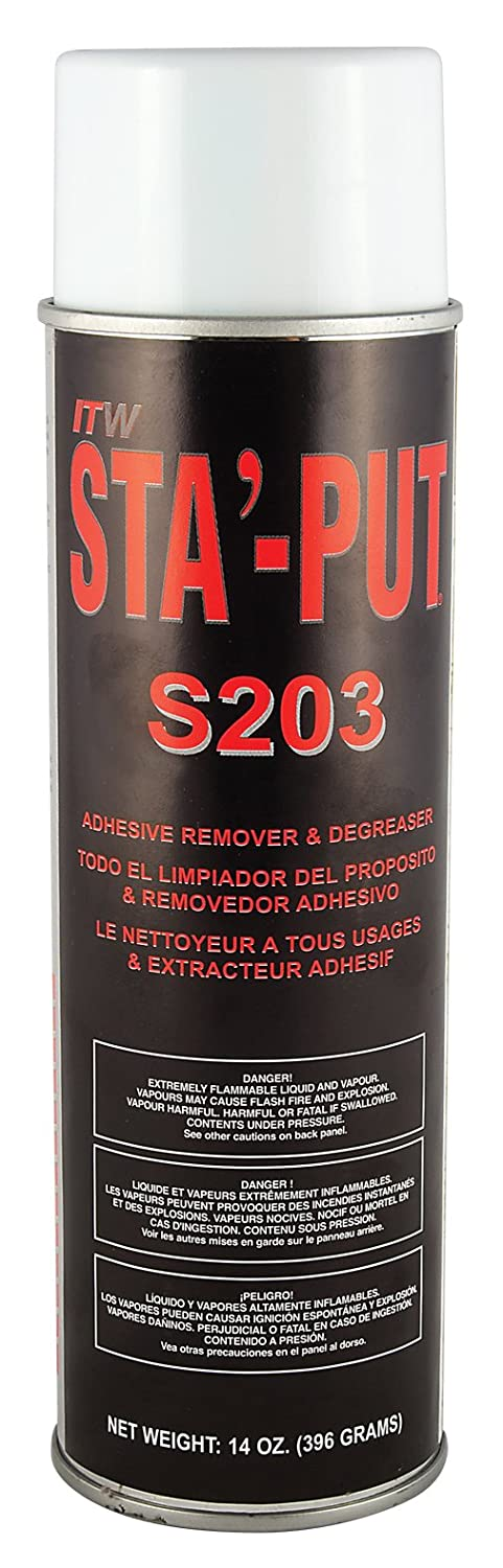 AP Products 001-S203 RV Trailer Camper Cleaners Sta-Put Adhesive Remover & Degreaser (1)